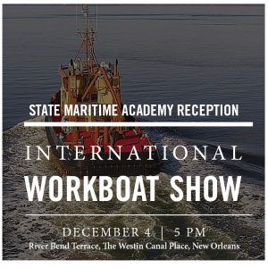 State Maritime Academy Reception @ The Westin Canal Place