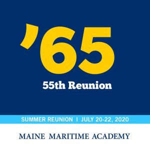 Class of 1965 55th Reunion @ Maine Maritime Academy