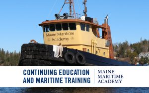 Subchapter M Auditing @ Maine Maritime Academy