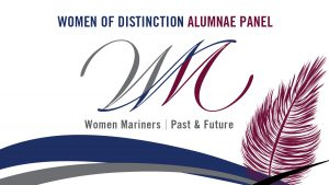 Women of Distinction Alumnae Panel @ 1954 Room, Alfond Student Center, Maine Maritime Academy