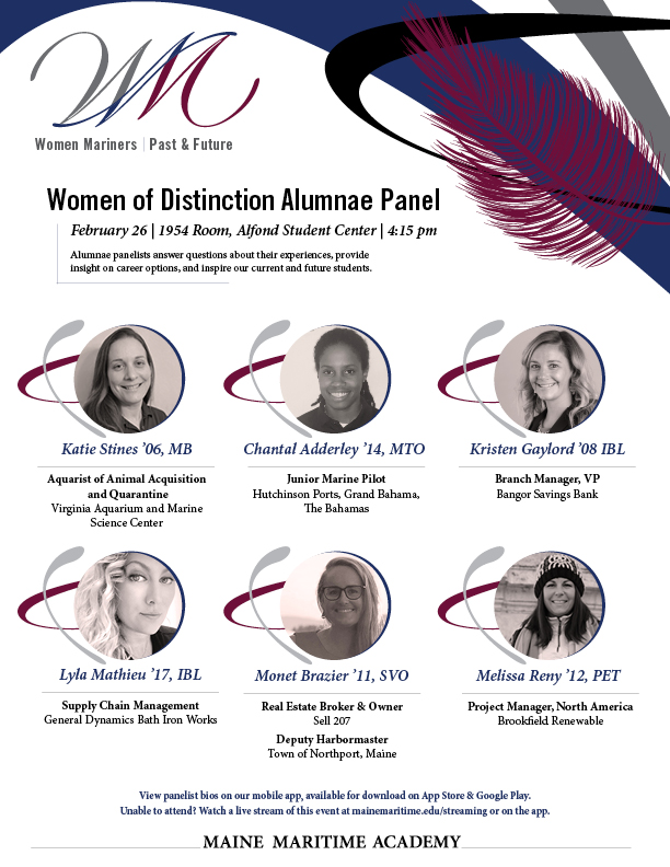 Women of Distinction Panel