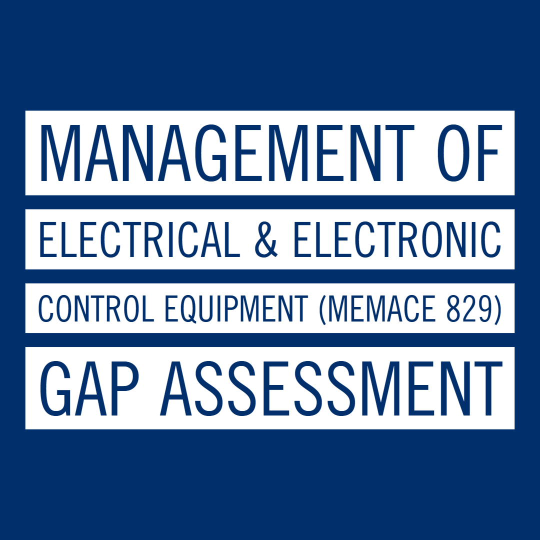 Management of Electrical & Electronic Control Equipment, MEECE @ MMA Bucksport Campus