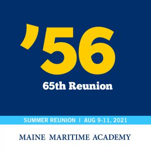 Class of 1956 65th Reunion @ Maine Maritime Academy