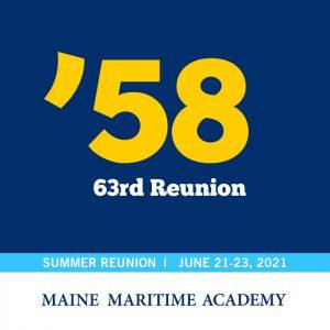 Class of 1958 63rd Reunion @ Maine Maritime Academy