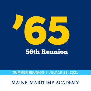 Class of 1965 56th Reunion @ Maine Maritime Academy