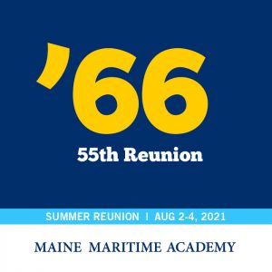 Class of 1966 55th Reunion @ Maine Maritime Academy