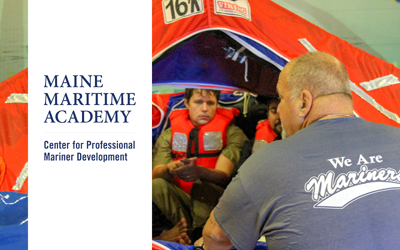 Basic Training Revalidation @ Maine Maritime Academy