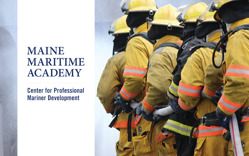 Fire Fighting Revalidation @ Maine Maritime Academy
