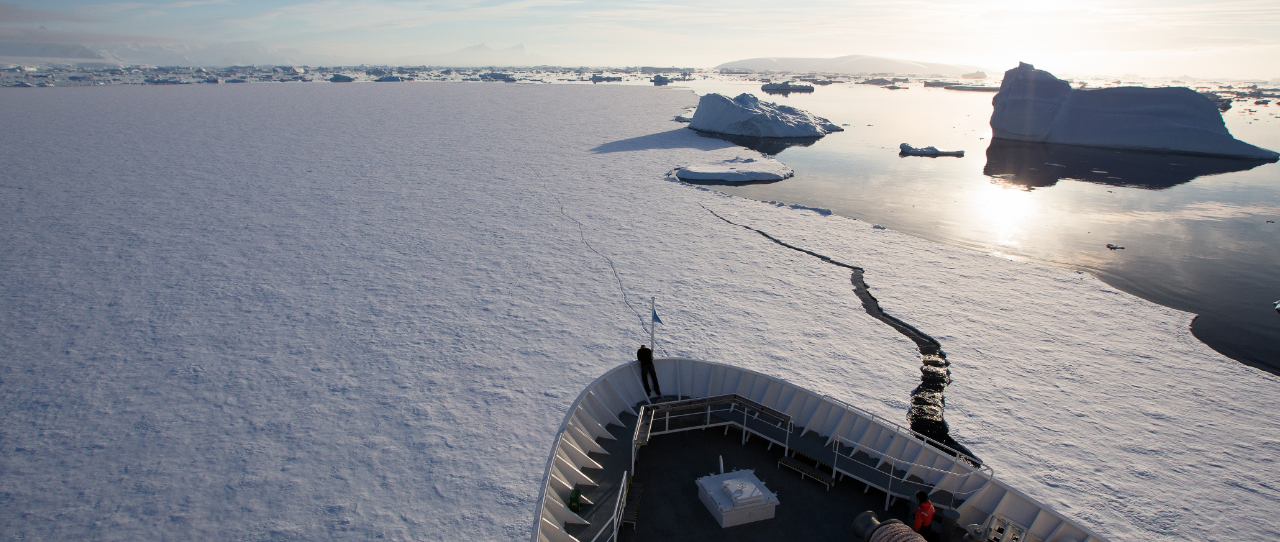 Advanced Polar Code Operations @ Maine Maritime Academy