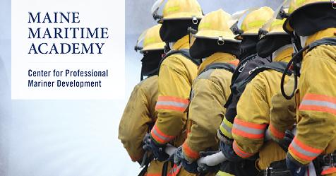 Advanced Fire Fighting Refresher @ MMA Bucksport and Castine