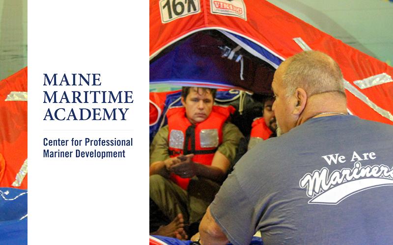 Basic Training Revalidation @ Maine Maritime Academy