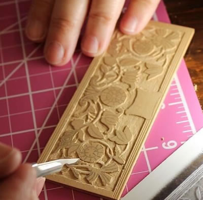 miniature carving