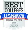 #4 in Regional Colleges North