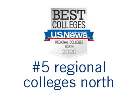 #5 Regional Colleges North US News & World Report