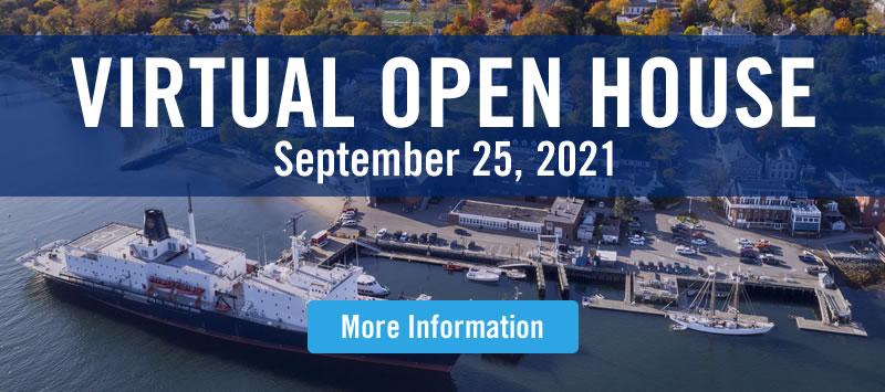 Open House September 25, 2021 mor information