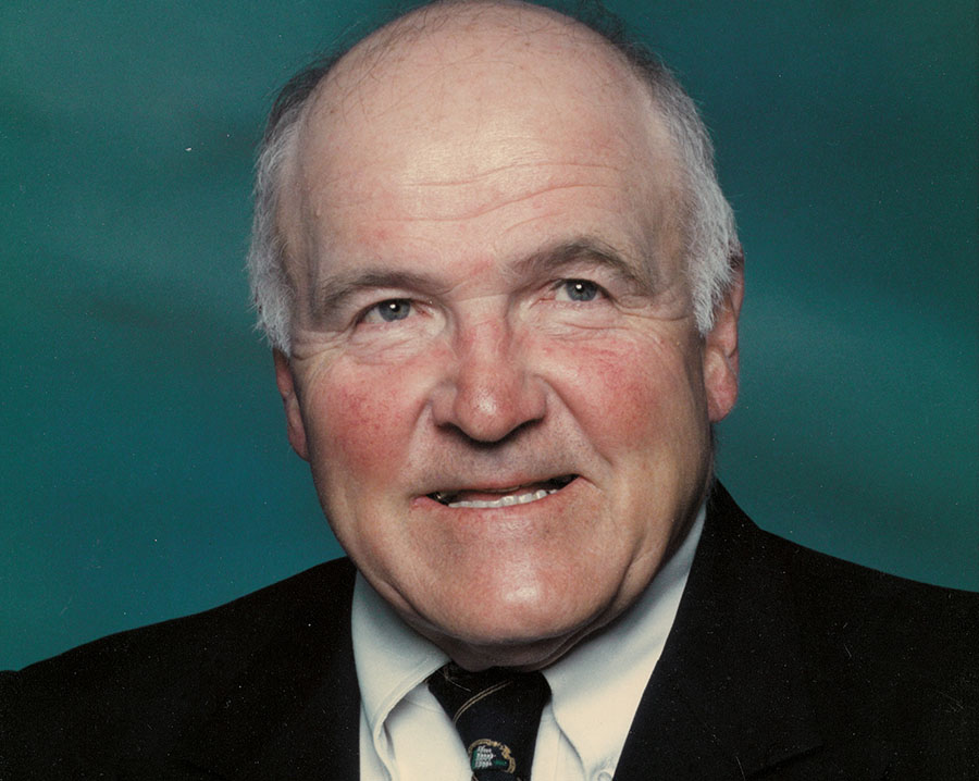 G. David Fenderson '56 picture