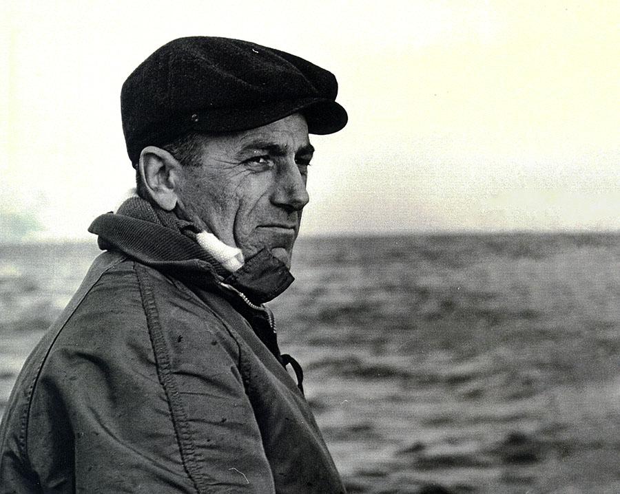 Capt. Granville I. Smith '47 picture