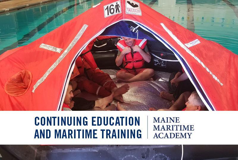 Basic Training - Continuing Education - Maine Maritime Academy