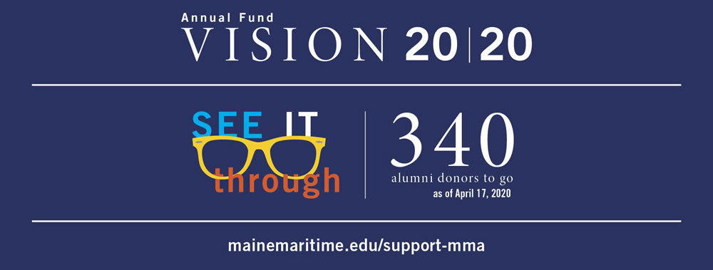 vision 20|20 340 alumni donors to go