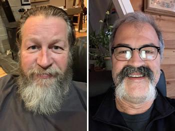Alumni Beards