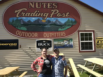 Nutes Trading Post