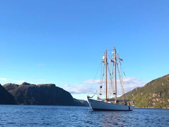 Bowdoin summer voyage