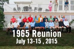 1965 Summer Reunion