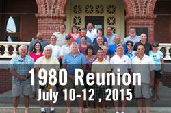 1980 Summer Reunion
