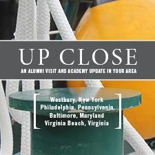 Up Close Alumni Visits