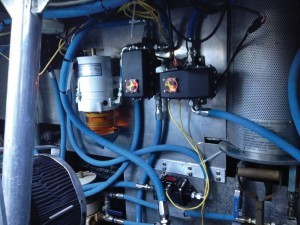 Quickwater Fuel System