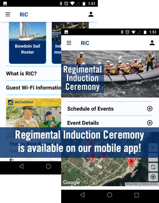 RIC available in mobile app