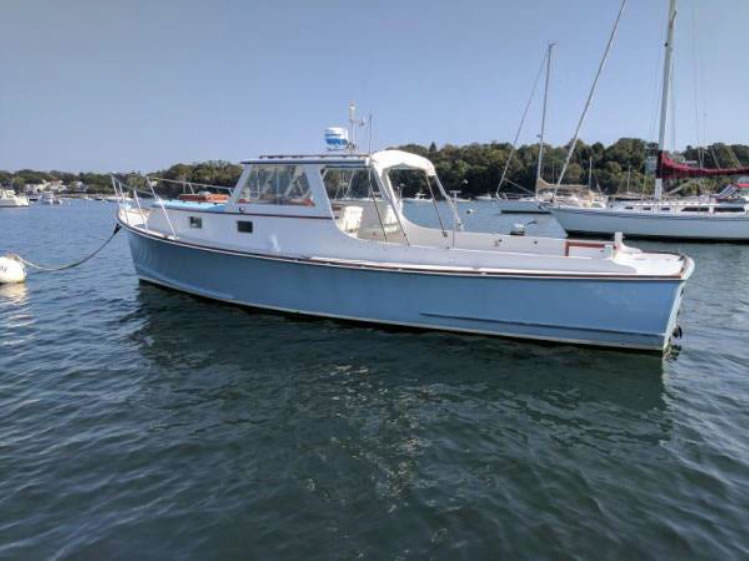 Powerboats for Sale or Charter - Support MMA - Maine