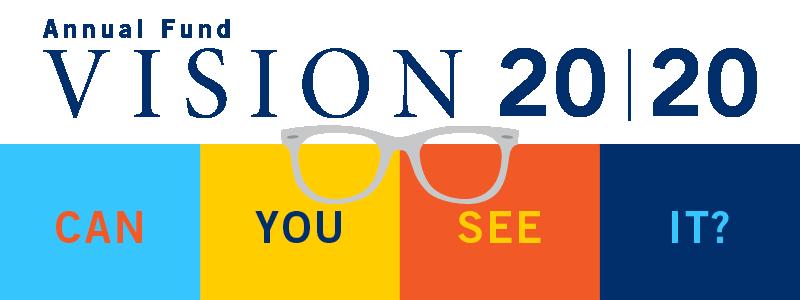 Vision 20 | 20 Banner