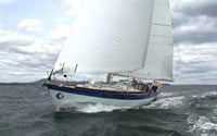 2002 French & Webb Custom 44' picture