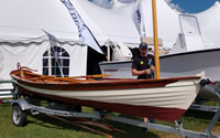 2012 Pete Culler 17' Sailing Skiff picture