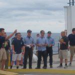 Tournament aboard TSSOM