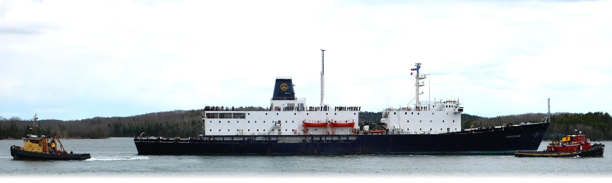 TSSOM Summer Cruise Departure