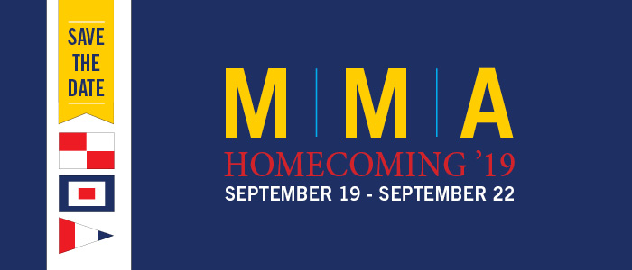 Homecoming 2019 save the date September 19-22