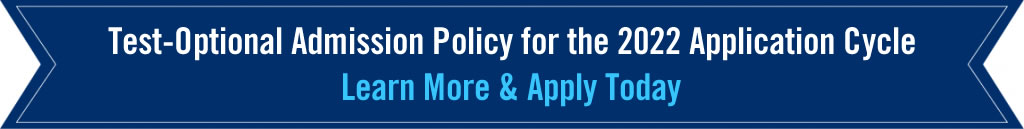test-optional admissions policy